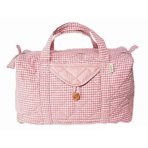 Win Green Rose Weekender Bag