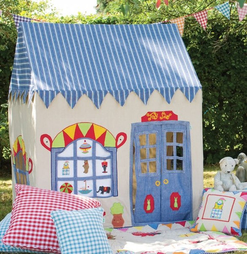 Win Green Toy Shop - Small - Fabric Playhouse
