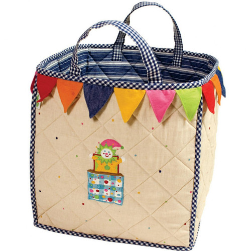Win Green Toy Shop Toy Bag