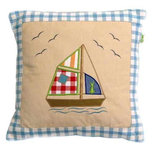 Win Green Beach House Cushion