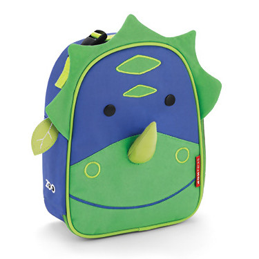 Skip Hop Zoo Lunchies Dinosaur - Childrens Lunch Box