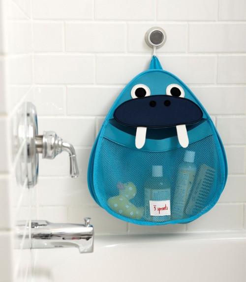 3 Sprouts Walrus Bath Storage - Bath Storage