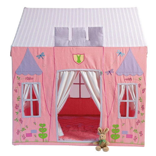 Win Green Princess Castle - Large - Fabric Playhouse