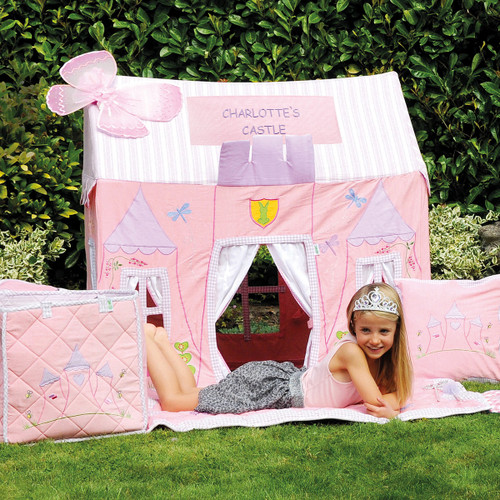 Personalised Princess Castle (additional charge)