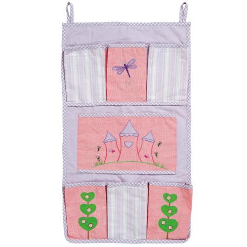 Win Green Princess Castle Organiser - Nursery Storage