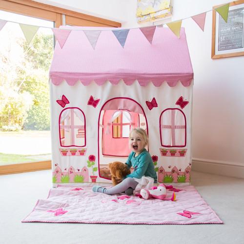Kiddiewinkles Rose Cottage Playhouse
