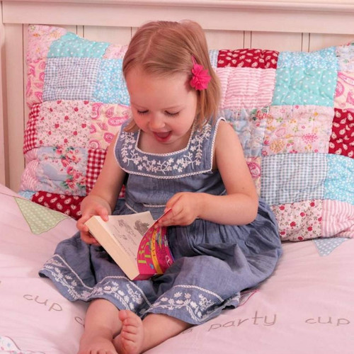 Babyface Matilda Quilted Pillowcase - Childrens Bedding