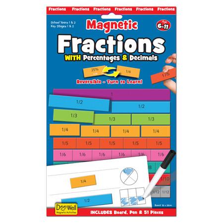 Fractions - Fiesta Crafts