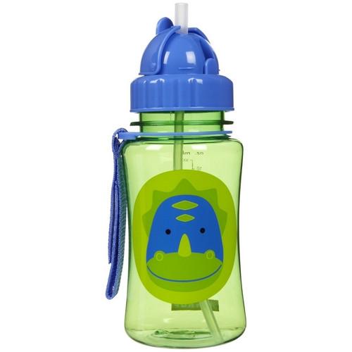 Skip Hop Straw Bottle Dino