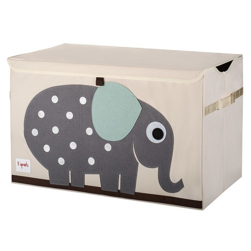 3 Sprouts Storage Chest Elephant