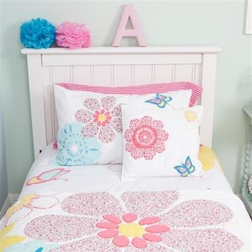 Babyface Junior Daisy Floral Duvet Set