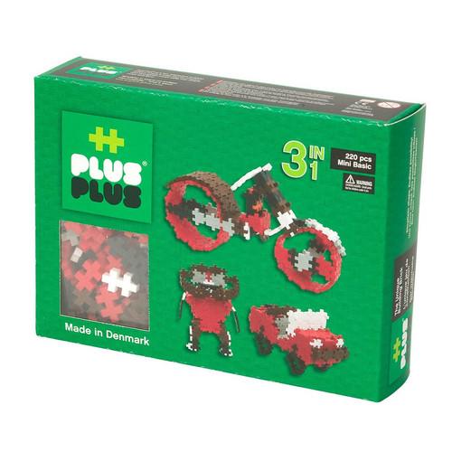 Plus Plus Mini Basic 220 Pieces
