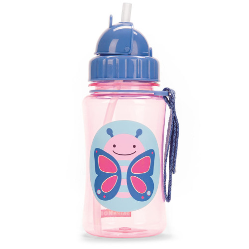 Skip Hop Butterfly Water Bottle