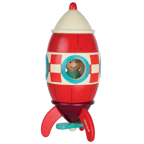 Janod Large Magnetic Rocket