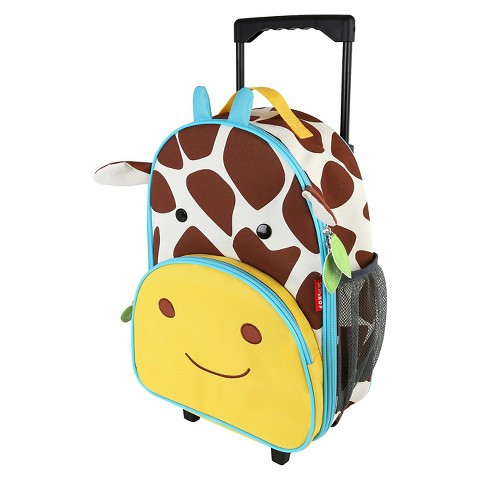 Skip Hop Giraffe Trolley Suitcase