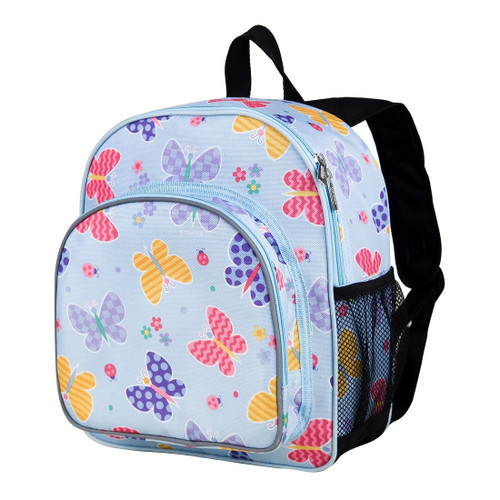 Wildkin Butterfly Garden Toddler Backpack