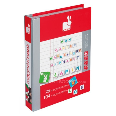 Janod Magnetic Alphabet French