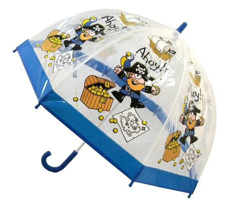 Bugzz Pirate Childrens Umbrella