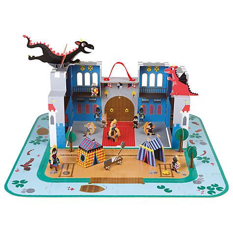 Janod Fantastic Castle