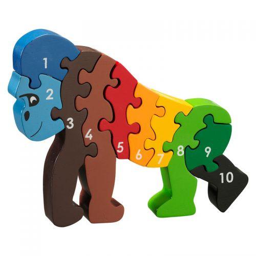 Lanka Kade Gorilla Jigsaw 1 - 10