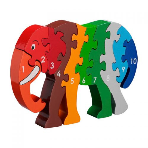 Lanka Kade Elephant Jigsaw 1 - 10