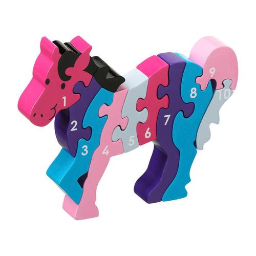 Fair Trade Horse Jigsaw 1 - 10