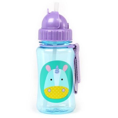 Skip Hop Straw Bottle Unicorn