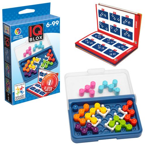Smart Games IQ Blox Brainteaser Game