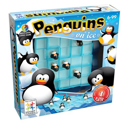 Smart Games Penguins on Ice Brainteaser Game
