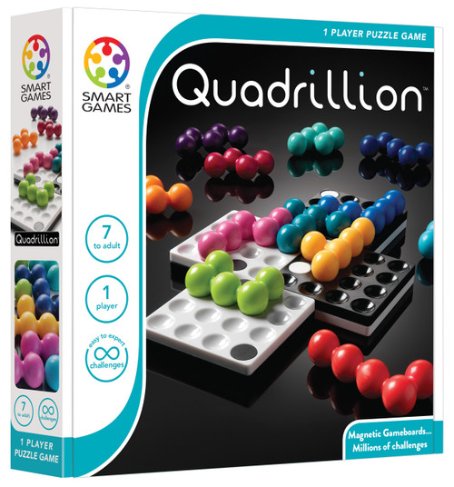 Smart Games Quadrillion Brainteaser Game