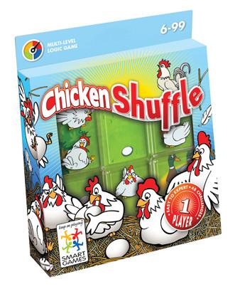 Smart Games Chicken Shuffle Brainteaser Game