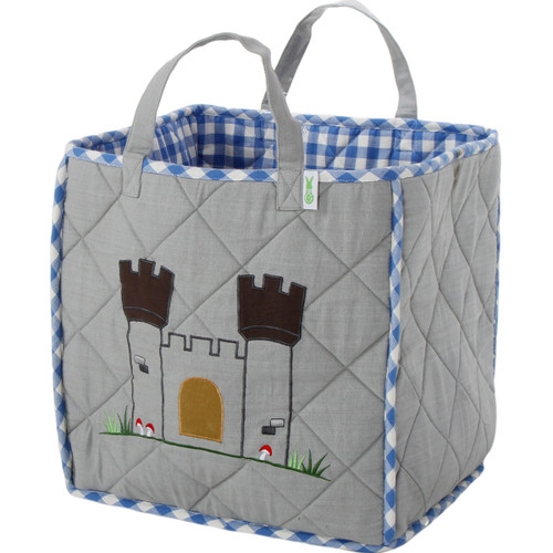 Win Green Knights Castle Toy Bag