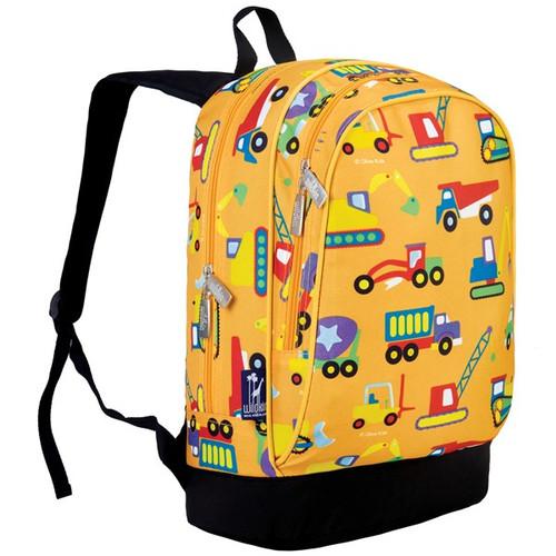 Wildkin Kids Backpack - Construction