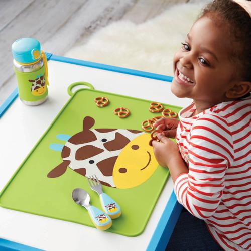 Skip Hop Zoo Placemat - Giraffe