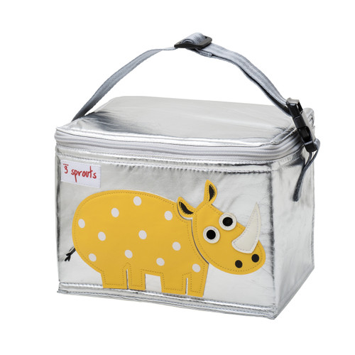 3 Sprouts Rhino Lunch Bag