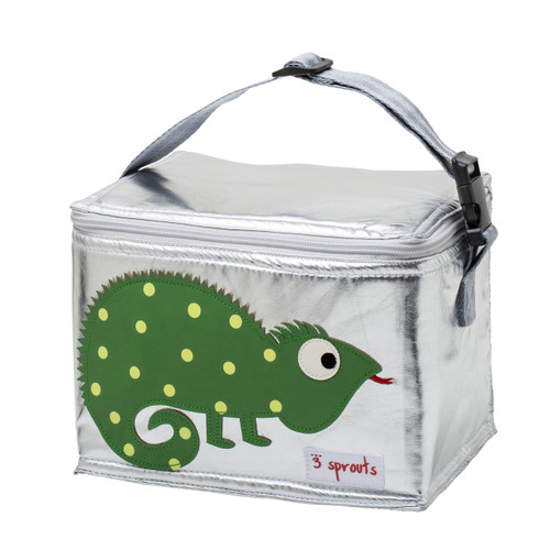 3 Sprouts Iguana Lunch Bag