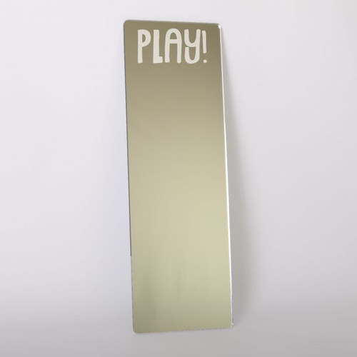 Childrens Mirrors - 'Play!' Dressing Up Mirror