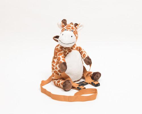 Raffy the Giraffe Toddler Backpack with Reins - BoBo Buddies