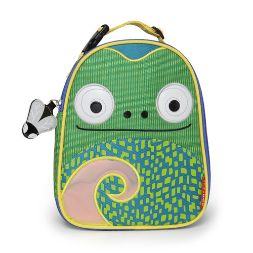 Skip Hop Zoo Lunchies Chameleon - Kids Lunch Box