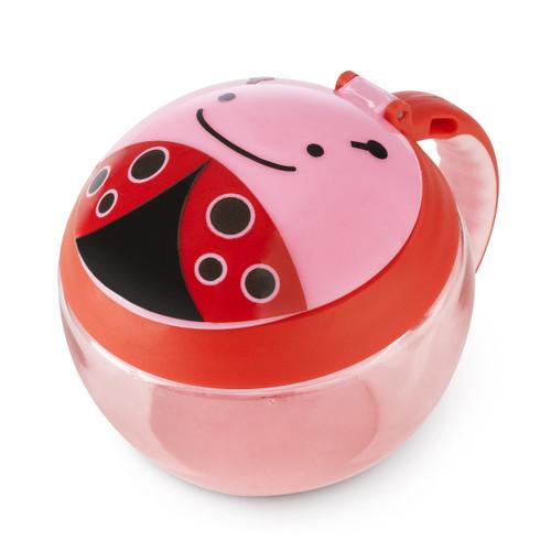Skip Hop Snck Cup Ladybug