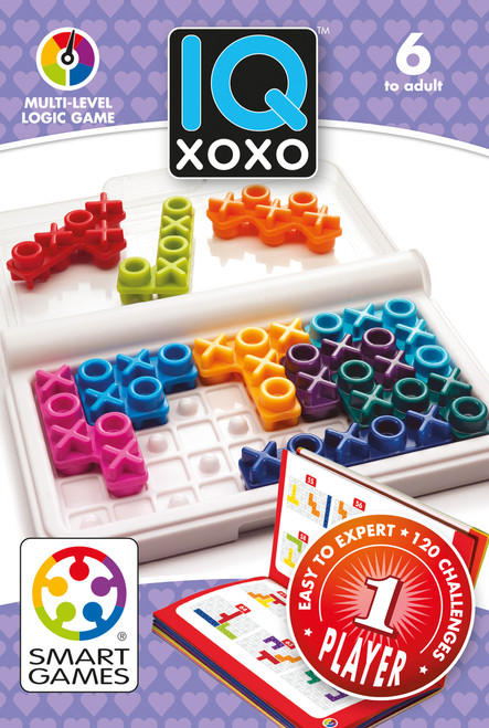 Smart Games IQ XOXO Brainteaser Game