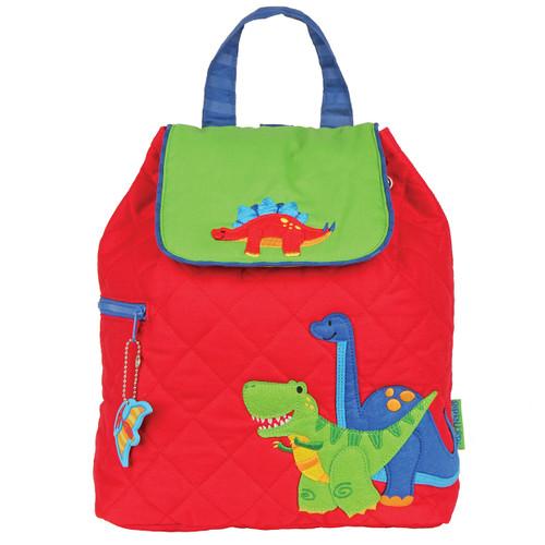 Stephen Joseph Quilted Dinosaur Backpack - Toddler Backpacks