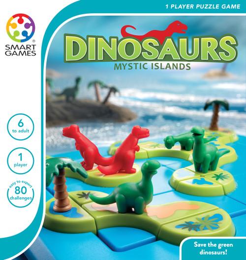 Smart Games - Dinosaurs : Mystic Islands