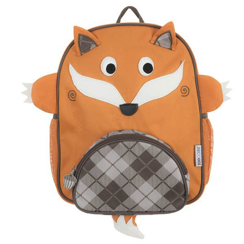 Zoocchini Backpack - Finley the Fox