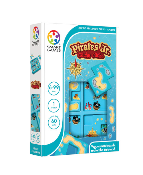 Smart Games Hide & Seek Pirates Jr