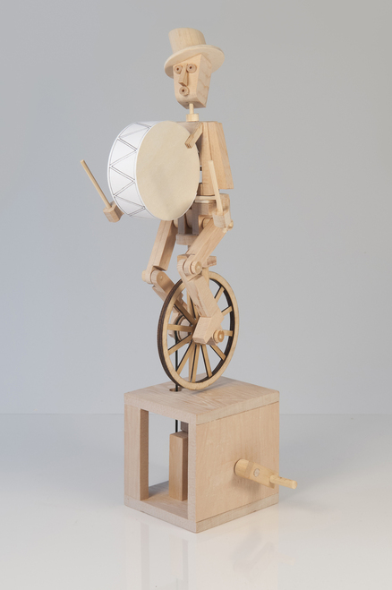Timberkits - Unicyclist