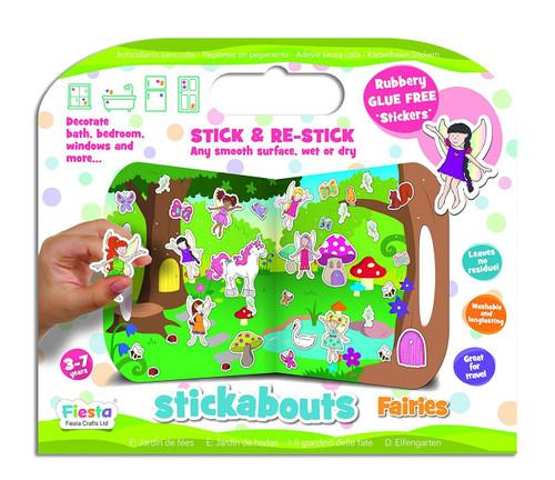 Fairies Garden Stickabouts
