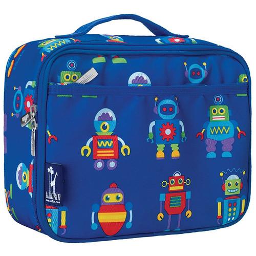 Wildkin Olive Kids Robot Lunch Box