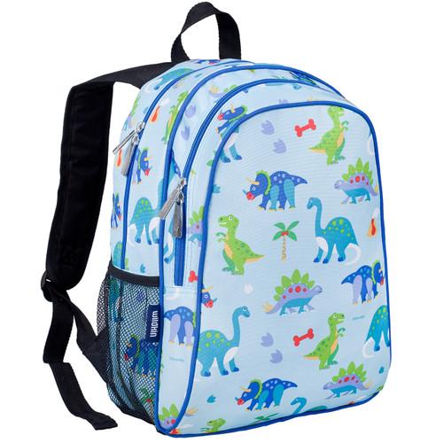 Wildkin Dinosaur Kids Backpack with Side Pocket