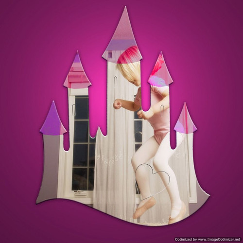Kids Mirrors - Fairy Castle Mirror
